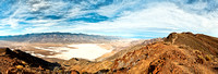 Badwater Basin from Dantes View