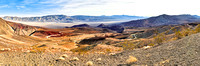 Panamint Valley and Mountains