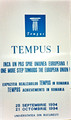Tempus Projects - 1991-1998
